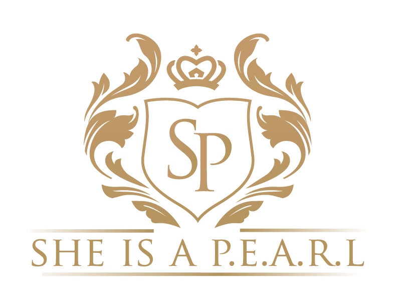 She is a Pearl Logo